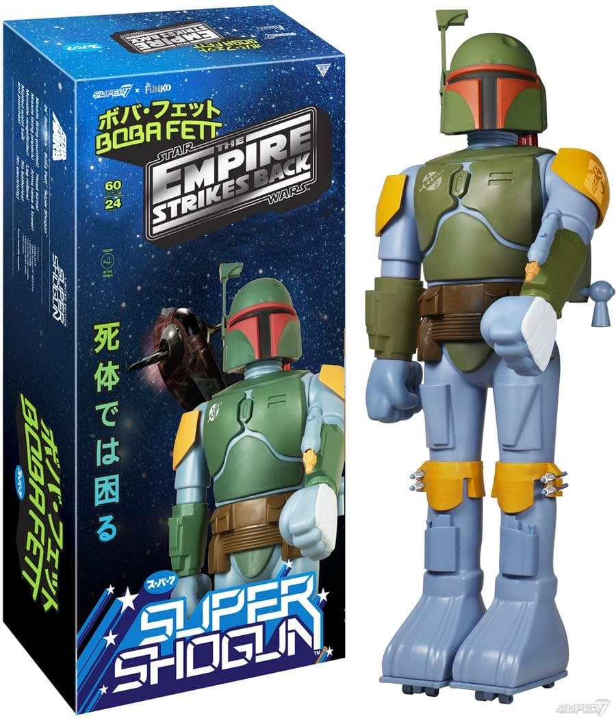 "Super Shogun 24"" Boba Fett (Empire) (2015)"