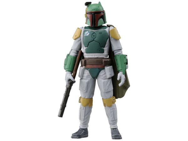 Metal Collection (Metacolle) Star Wars #07 Boba Fett (2015)