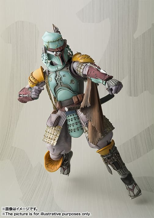 "Bandai Tamashii Nations ""Movie Realization"" Boba Fett (2015)"