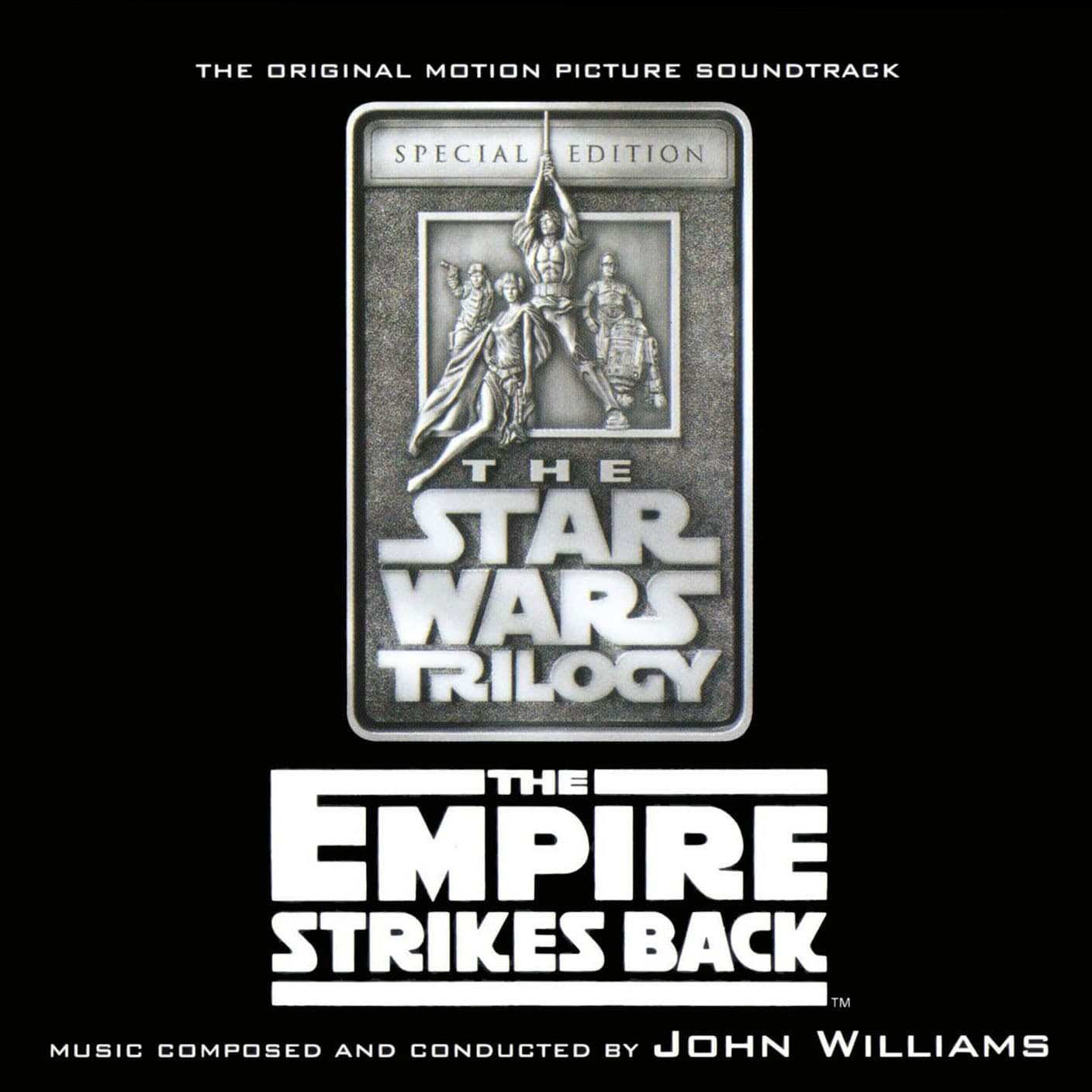 The Empire Strikes Back Soundtrack, Re-Release (1997)