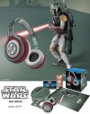 Star Wars First Edition Boba Fett STREET Headphones (2014)