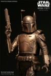 Sideshow Collectibles Boba Fett Bronze Statue