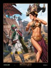 """The Slave Princess"" by Joe Corroney (Celebration II Europe Exclusive)"
