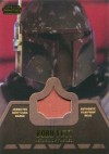Topps Star Wars Jedi Legacy #JR-3 Boba Fett (Relic Card) (2013)