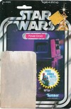 """Free Boba Fett"" Card Front of ""Star Wars"" Power Droid Figure (1978)"