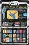 """Free Boba Fett"" Card Back of ""Star Wars"" Power Droid Figure (1978)"