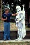 Ben Burtt introduces Boba Fett, White Prototype Armor