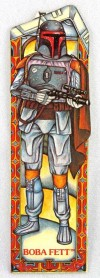 Boba Fett Bookmark (1983)