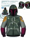 Mock-up for the Mad Engine Boba Fett Fleece Hoodie
