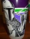 Coca-Cola Promotional Plasticware, Boba Fett Cup (1979)