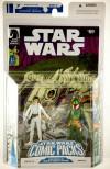 Star Wars Comic Packs #7 Princess Leia and Tobbi Dala (Featuring Star Wars #69) (2008)