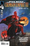 Crimson Empire III - Empire Lost #1