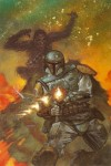 Boba Fett and Chewbacca, Cover of Dark Empire II