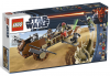LEGO Desert Skiff with Boba Fett, Boxed (Model #9496) (2012)