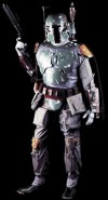 Don Post Full Boba Fett Replica