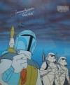 """Droids"" Boba Fett and Stormtroopers Seri-Cel (1995)"