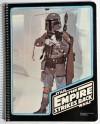 """Empire"" Boba Fett Spiral-Bound Notebook (1980)"
