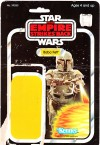 """Empire"" Boba Fett, Cardback with Gauntlet Firing Artwork (1980)"