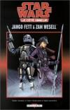 Jango Fett and Zam Wesell (French)