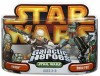 Galactic Heroes Boba Fett and Dengar (Re-pack)