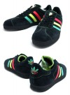 Adidas Gazelle 2 Boba Fett Shoes (2011)