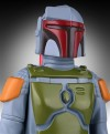 Gentle Giant Boba Fett Life Size Vintage Monument, Close-up (2015)