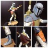 Gentle Giant Boba Fett Holiday Special Animated Maquette (2014)