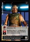 TCG Jedi Knights #46 Boba Fett, Relentless Hunter (2001)