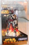 Kurt Adler Boba Fett Standing Glass Ornament (2005)