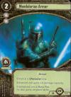 Star Wars LCG (Core Set) #93 Mandalorian Armor (2012)