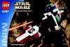 Lego Jedi Starfighter & Slave 1 (4487) (2003)