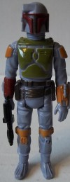 Loose Boba Fett, Taiwan Version, Front (1979)