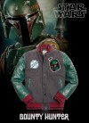 Marc Ecko Boba Fett School Colors Mens Varsity Jacket (2012)