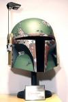 Master Replicas Boba Fett Life Size Helmet, Signature Edition (2007)
