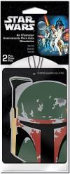 Plasticolor Boba Fett Air Freshener (2013)