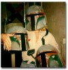 Prototype Boba Fett, Photo by Sandy Dhuyvetter