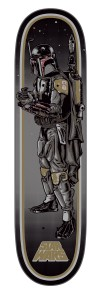 Boba Fett Skateboard (SDCC Exclusive)