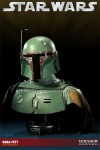 Sideshow Collectibles Boba Fett Life-Size Bust