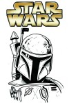 Star Wars #1 (Boba Fett, Dynamic Forces Exclusive) (2015)