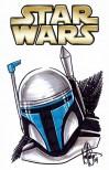 Star Wars #1 (Jango Fett, Dynamic Forces Exclusive) (2015)