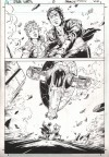 Star Wars #8, Original Artwork for Page 22