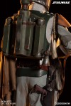 Sideshow Boba Fett Life-Size Figure, Jetpack Detail