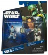 Legacy of the Dark Side Exclusive Action Figure 2-Pack Boba Fett, Orphan to Bounty Hunter (2010)