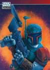 Topps Star Wars Galaxy 2 #P6 Boba Fett (1994)