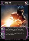 TCG Attack of the Clones #22 Jango Fett