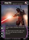 TCG Attack of the Clones #89 Jango Fett