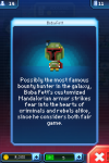 Tiny Death Star (2013), Boba Fett info card