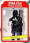 Topps The Empire Strikes Back #11 Boba Fett (1980)