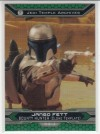 Topps Star Wars Chrome Perspectives: Jedi vs Sith #33-J Jango Fett (2015)