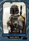 Topps Star Wars Galactic Files #131 Boba Fett (2012)